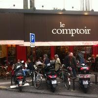 Photo prise au Le Comptoir du Relais par heykel le11/4/2011