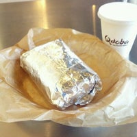 Photo taken at Qdoba Mexican Grill by Wesley B. on 1/23/2012