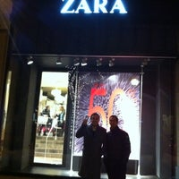 Photo taken at Zara by Javier G. on 1/20/2011
