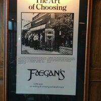 Photo taken at Faegan's Cafe & Pub by isaac b. on 1/14/2012