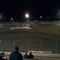 Photo taken at Stateline Speedway by Shelleen F. on 9/22/2011