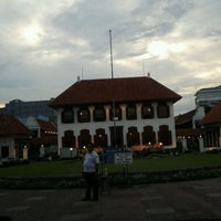 Photo taken at Gedung Arsip Nasional by Anzi on 12/3/2011