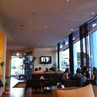 Photo taken at Elan Hotel by Chris C. on 10/7/2011