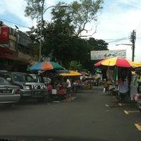 Photo taken at Taman Midah Morning Market by Joseph C. on 9/28/2011