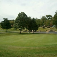 Photo taken at Bogey Hills Country Club by Peggie A. on 10/17/2011