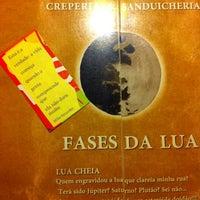 Photo taken at Creperia Fases da Lua by Katy S. on 12/29/2011