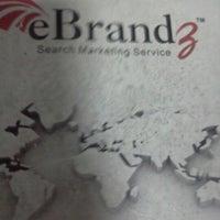 Photo taken at Ebrandz by Manoj P. on 2/8/2011