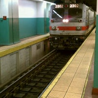 Photo taken at SEPTA Suburban Station by George W. on 2/24/2011