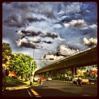 Photo taken at Bus Stop 84019 (Opp Chai Chee Ind Pk) by Moses A. on 11/8/2011