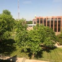 Photo taken at Kayser Hall by Liz N. on 6/9/2012