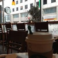 Photo taken at Starbucks by Masaki N. on 3/12/2012