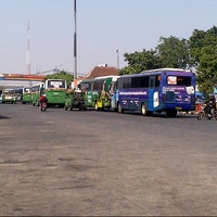Photo taken at Terminal Pulo Gadung by Welly C. on 7/2/2012