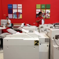 Photo taken at Office Depot by Mariana P. on 8/14/2012