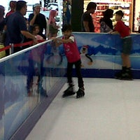 Photo taken at Ice Skating The Mines by Lina M. on 12/26/2011