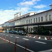 Photo taken at Okayama Airport (OKJ) by NISHIKAWA on 8/5/2012
