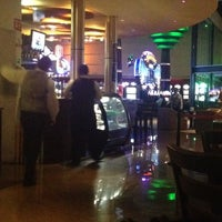 Photo taken at Dubai Palace Casino (Cancún) by Viiry S. on 5/23/2012