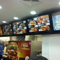 Photo taken at Burger King by Ricardo O. on 12/5/2011