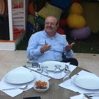 Photo taken at Green Cafe & Restauraunt by Arif Y. on 8/4/2012