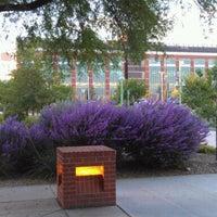 Photo taken at Arizona Health Sciences Library by Tessie O. on 9/22/2011
