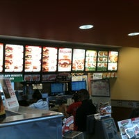 Photo taken at Carl's Jr. by James T. on 11/4/2011