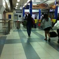 Photo taken at RapidKL Kelana Jaya (KJ24) LRT Station by Ross S. on 12/27/2010