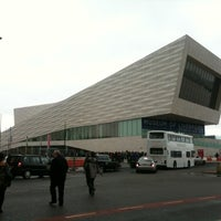 Photo taken at Museum of Liverpool by Beth on 7/19/2011