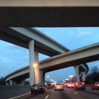 Photo taken at Spaghetti Junction (Tom Moreland Interchange) by Andre on 2/23/2012