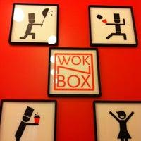 Photo taken at 웍앤박스 WOK N BOX by Seungki L. on 8/17/2011