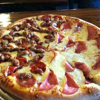 Photo taken at Chino Hills Pizza Company by Heather K. on 7/6/2012