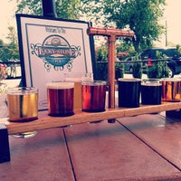 Photo taken at Saugatuck Brewing Company by Matthew M. on 8/18/2012
