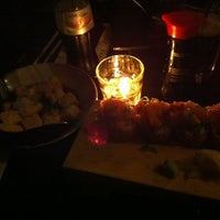 Photo taken at Sushi Bar Bazel by Michal R. on 3/11/2011