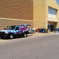 Photo taken at Walmart Supercenter by Flem on 7/21/2011