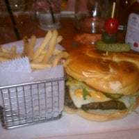 Photo taken at Westchester Burger Co. by Kwame A. on 5/3/2012