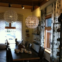 Photo taken at Talc - Art & Coffee by Keli H. on 2/1/2012