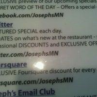 Photo taken at Joseph's Family Restaurant by Raven on 3/2/2011