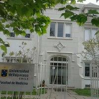 Foto tomada en Facultad Medicina UV - Campus Chorrillos por Christofer V. el 9/23/2011
