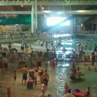 Photo taken at Great Wolf Lodge by Katie D. on 3/18/2012