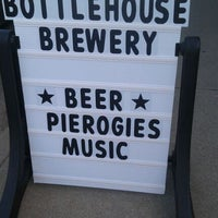 Photo taken at The BottleHouse Brewing Company by Kim H. on 5/23/2012