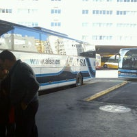 Photo taken at Estación de Autobuses de Valencia by Alberto R. on 10/26/2011