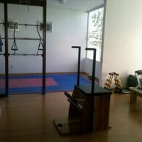 Photo taken at Corpore Center Pilates by Damyeska A. on 1/2/2012