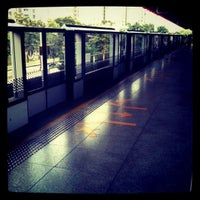 Photo taken at Lakeside MRT Station (EW26) by Min T. on 2/18/2011