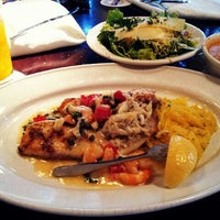 Photo taken at Pappadeaux Seafood Kitchen by Trish T. on 11/15/2011