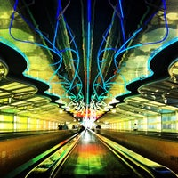 Photo taken at Chicago O'Hare International Airport (ORD) by Daniel F. on 9/2/2012