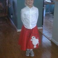 Photo taken at Dabbs Elementary by Dausha M. on 10/20/2011
