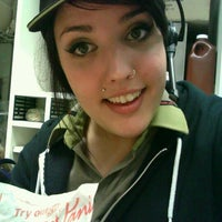 Photo taken at Tim Hortons by Victoria M. on 1/1/2012