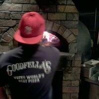 Photo taken at Goodfella's Pizza by Jeremy O. on 10/28/2011