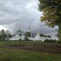 Photo taken at Свято-Введенский Толгский женский монастырь by Voova L. on 9/9/2012