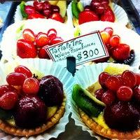Photo taken at La Roma Bakery by Janie C. on 10/17/2011