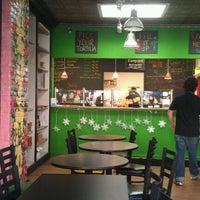 Photo taken at Machismo Burrito Bar by Jake S. on 12/10/2011