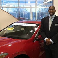 ... Photo Taken At Crown Honda Greensboro By Chami H. On 1/14/2012 ...